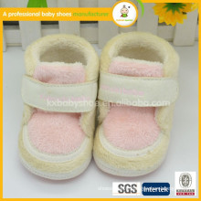 Hot selling new style fashion lovely kids winter soft shoes baby shoes winter