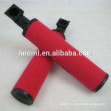 Reemplace el cartucho de filtro de precisión 88343165 del compresor de aire de tornillo IR de Ingersoll Rand