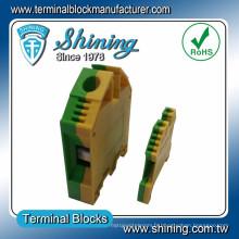 TF-G16 Connecteur de terminaison en laiton 16mm