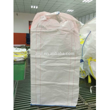 pp jambo bags FIBC bags flexible intermediate buck containers with square style 1000kg