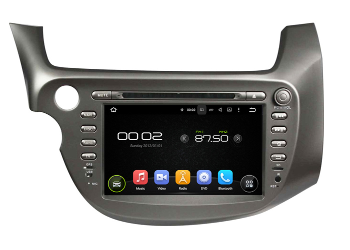 Honda Fit 2009-2011 -2