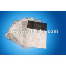 Activated carbon air filter cloth