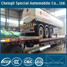 3 Axles 7 Compartments 20k Liters Semi-Trailer Tanker