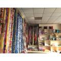 Impression pigmentée en tissu de microfibre brossé au polyester pour les ensembles de literie et le textile domestique