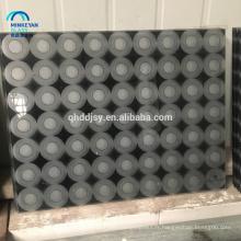 escaliers en verre trempés d'impression d'écran en soie de prix de haute qualité avec CCC et SGCC