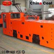 Cjy14 / 6gp 14t locotracteur électrique souterrain de ligne aérienne de chariot
