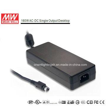 Mean Well 160W AC-DC Desktop Alimentation