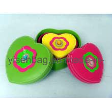 Коробка ювелирных изделий Мода дамы (YSCF00-18124)