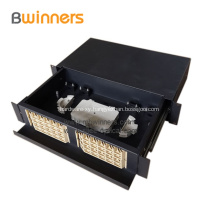 2U Rack Mount Fiber Optic Termination Junction Box
