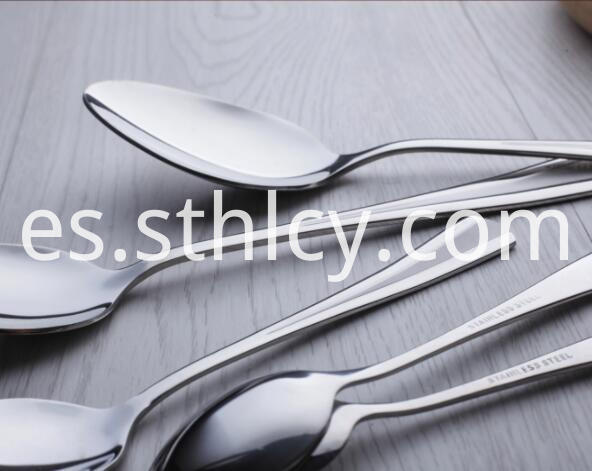 Dinner Spoon Design