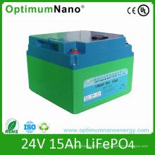 Solar Energy Storage Battery 24V 15ah LiFePO4 Battery