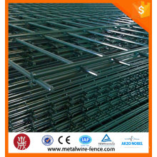 shengxin fence double wire mesh fence for sale