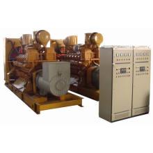 Groupe électrogène diesel de 8-2250kVA en système parallèle