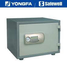 Yongfa 38 cm Höhe Ale Panel Elektronische Feuerfeste Safe