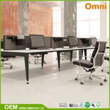Nueva tabla moderna de los muebles de oficina del estilo