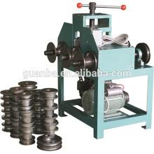 Redondo elétrico / tubo quadrado / máquina de dobra de tubo
