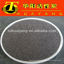 Fornecedores globais superiores grão abrasivo de alumínio fundido marrom