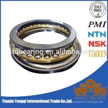 Roulement à billes en acier de haute qualité 51122