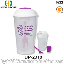 Salad Shaker to Go Cup Food Container (HDP-2018)