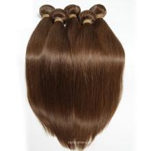 Extension de cheveux humains de Remy de double cuticle Intact brésilien à vendre