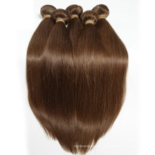 Alibaba Express #4 chocolate human hair quality human hair extension