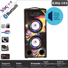 Shenzhen superior quality sound bluetooth wireless stereo speakers