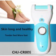 Schnelles Schleifen geschälte Fuß