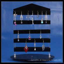 Moda Acrílico / Plexiglass Display para brincos