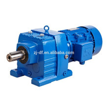 DOFINE R series inline gear reduction motor