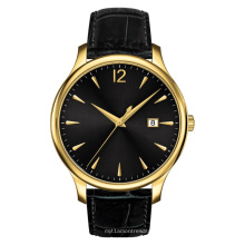 Reloj Ss para hombre, dorado, amarillo