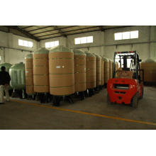 PE Linning Fiber Tank Fiber Glass Vessel with Ce ISO