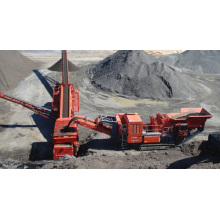 Small Fine Impact Crusher Plant