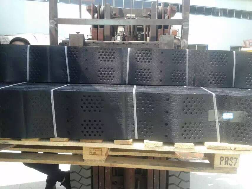 Mesh Stabilization Mesh HDPE Geocell