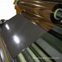 Metalized Polyester Film, Strong Aluminum and Barrier Property at Gas, Humidity and Shading