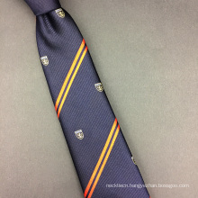 Create Your Own Brand Mens Wholesale Silk Print Private Label Tie