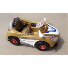 Paseo en coches de juguete para niños