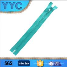 5 # Geschlossener Ende Plastic Zipper Color Zipper für Verkauf
