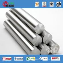Barra de aço inoxidável ASTM 304 por laminado a quente