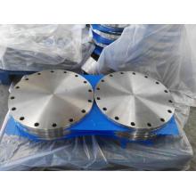 Duplex Stainless Steel ASME B16.5 Blind Flange