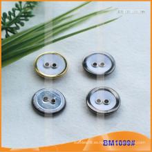 Botón de combinación botón de la tapa de tela botón BM1099