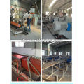 New generation WPC extrusion line,WPC production line,WPC machinery