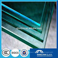 10mm thick toughened glass with SGCC and CCC