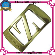 Металлическая пряжка с логотипом заказчика
