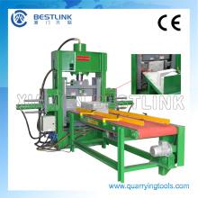 Hydraulische natürliche Gesichtsstein-Schneidemaschine Bestlink für Granit-Block