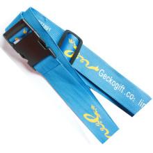 Kundenspezifischer Polyster Gepäckriemen für Traver