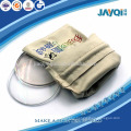 plant glasses microfiber bag with custom logo