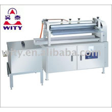 JS-700 Hot-melt Adjustable-speed Upper-side Gluing Machine