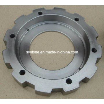 Customized Steel Forged Flange with CNC Machining