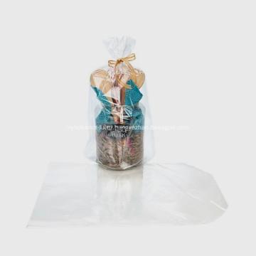 Пакеты для упаковки подарочной корзины