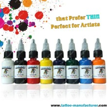 0.5oz 8 Farben Tattoo-Tinten-Set